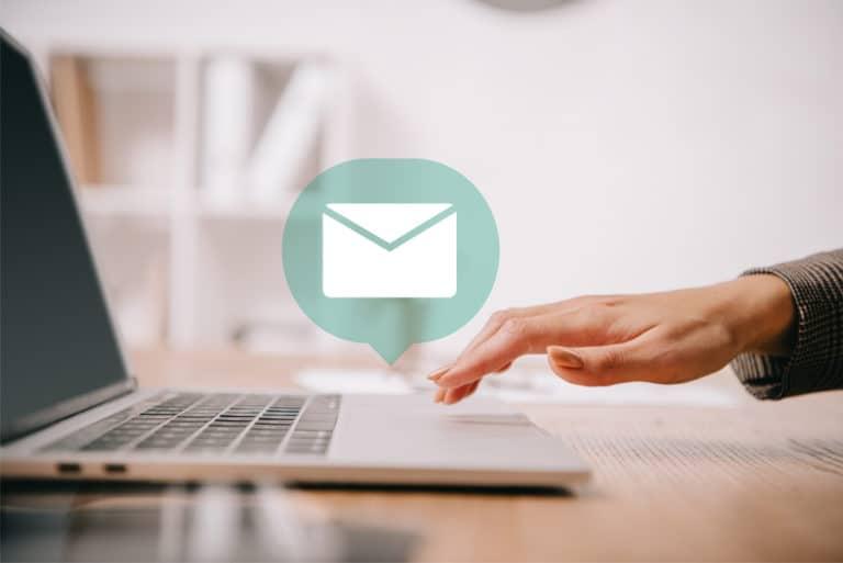 informatie e-mail