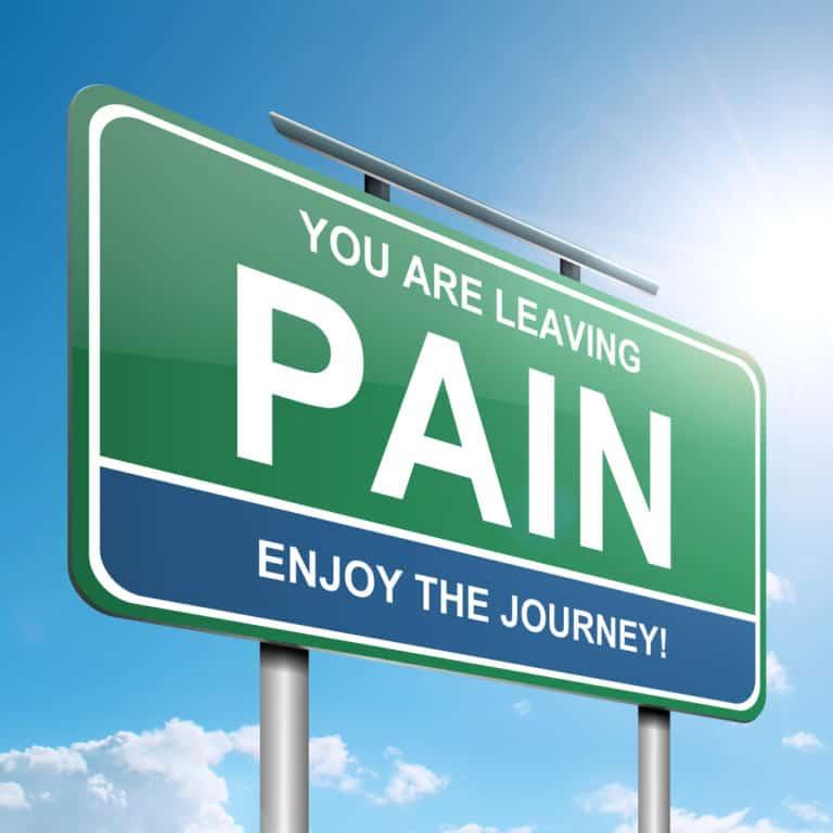 3 pijnniveaus verkoop